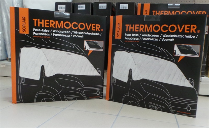SOPLAIR THERMOCOVER CHEZ VALENCE CARAVANE - IDYLCAR VALENCE NORD