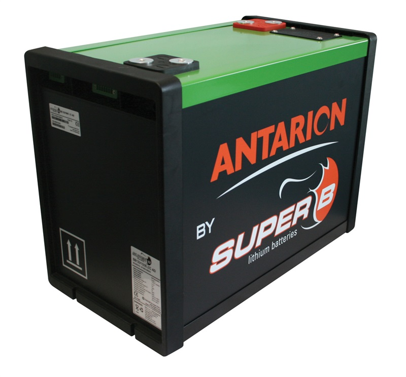 BATTERIE LITHIUM CHEZ VALENCE CARAVANE - IDYLCAR VALENCE NORD